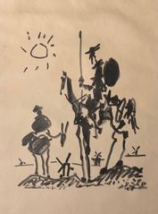 Don Quijote a Sancho Panza